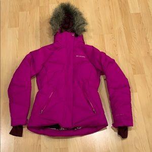 Columbia women thermal puffer jacket